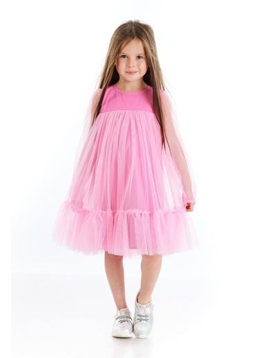 Colorinas Scarlett Tütü Elbise Pembe Pembe